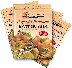 Hernando Batter Mix