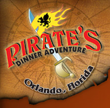 Return to the Florida Pirate's Dinner Adventure Homepage